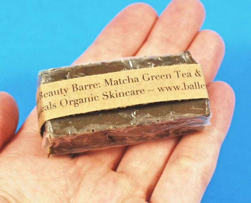 Ballerina Botanicals soap