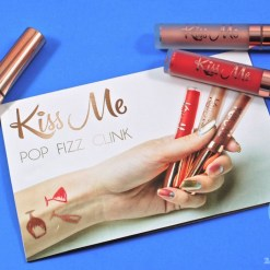May 2017 LiveGlam KissMe review