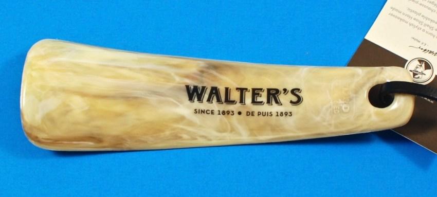 Walter's shoe horn