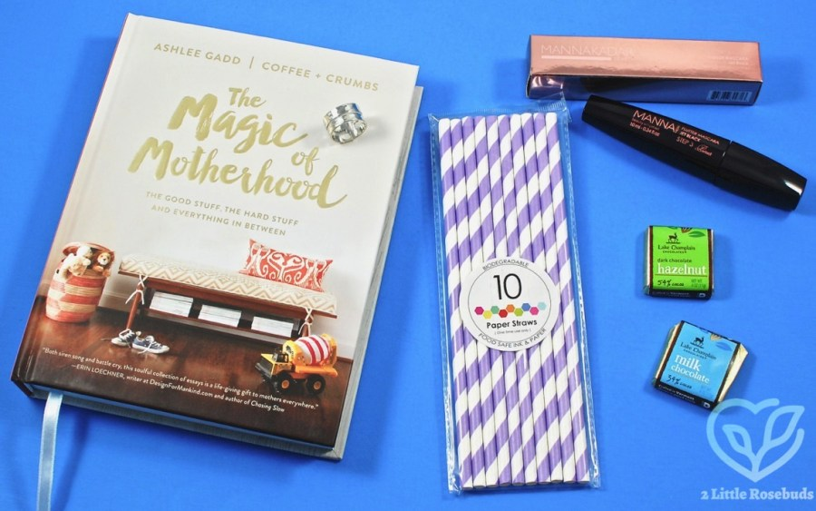May 2017 Mommy Mailbox review