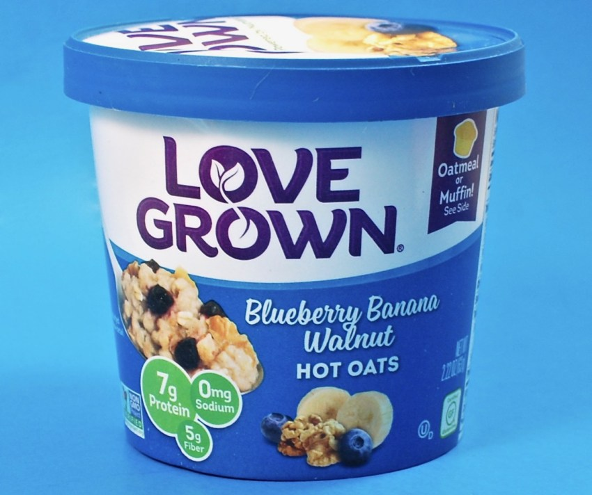 love grown foods oatmeal