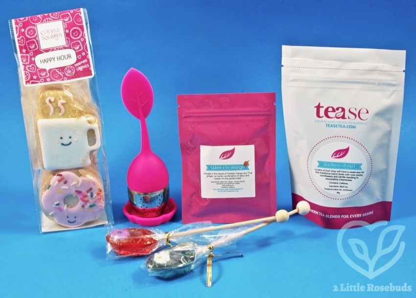 Tea Box Express May 2017 Subscription Box Review & Coupon Code