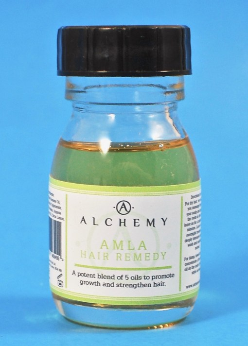 Alchemy hair oil