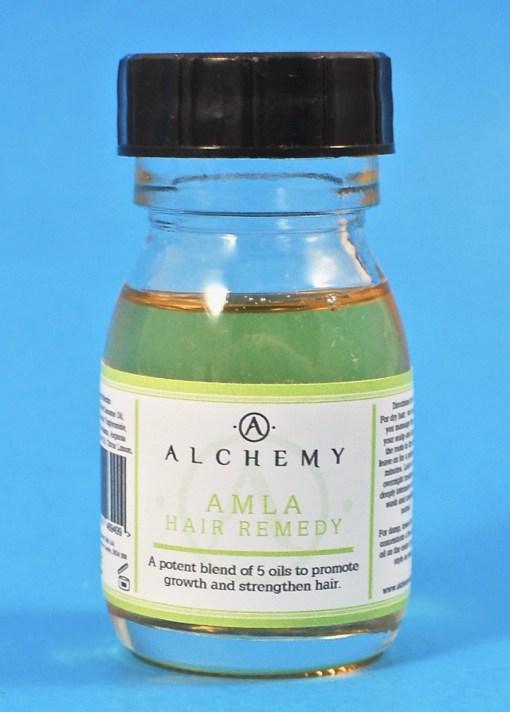Alchemy hair oil