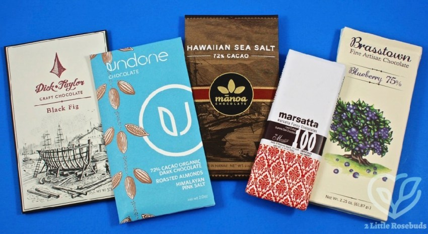 Cocoa Couriers June 2017 Chocolate Subscription Box Review