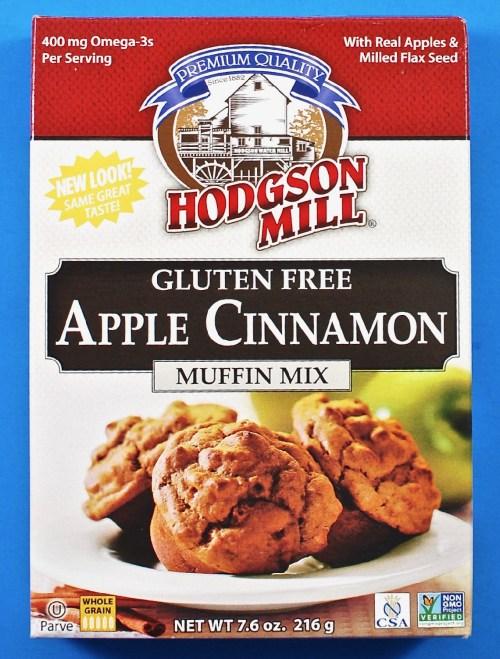 Hodgson Mill muffins