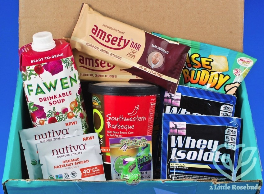 Fit Snack June 2017 Subscription Box Review & Coupon Code