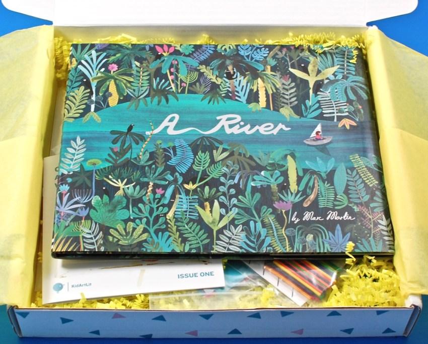 Kid Art Lit box review