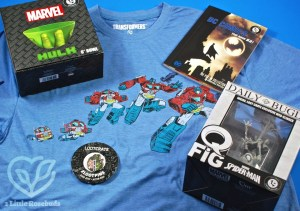 June 2017 Loot Crate review