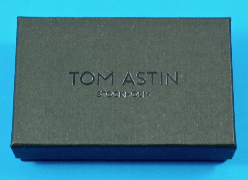 Tom Astin pineapple lapel pin