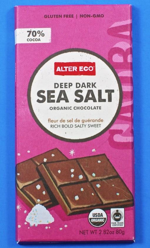 Alter Eco Sea Salt bar
