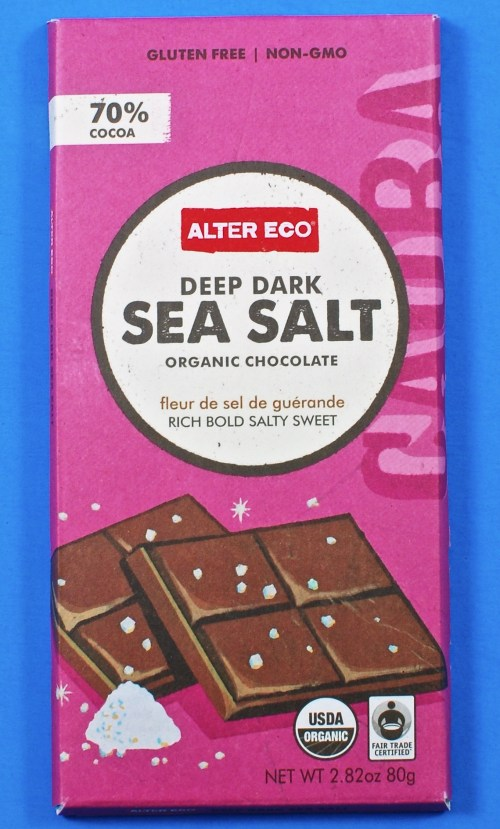 Alter Eco Sea Salt bar