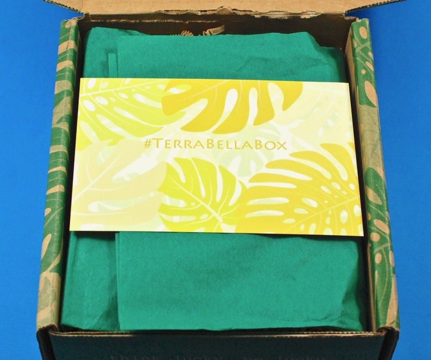 Terra Bella Box coupon
