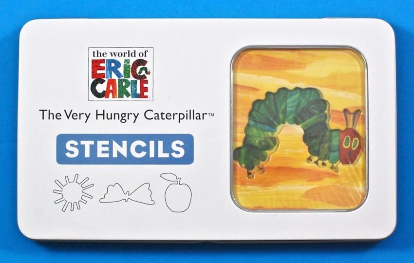 Mudpuppy Eric Carle The Very Hungry Caterpillar Starter Stencils