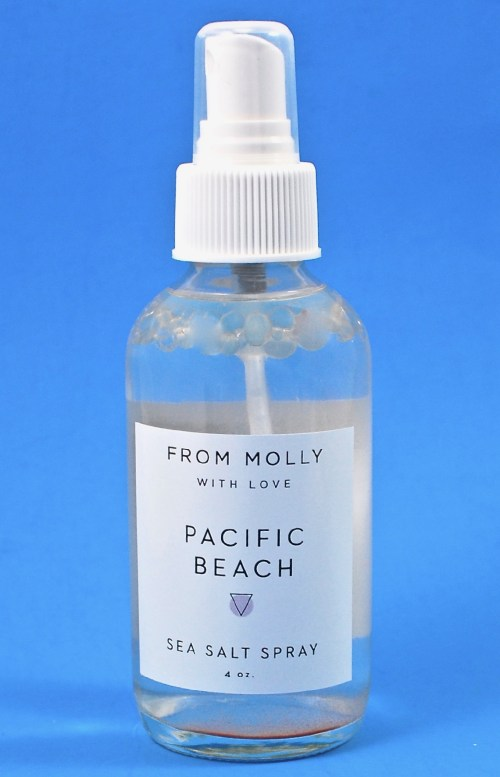 From Molly with Love sea salt spray