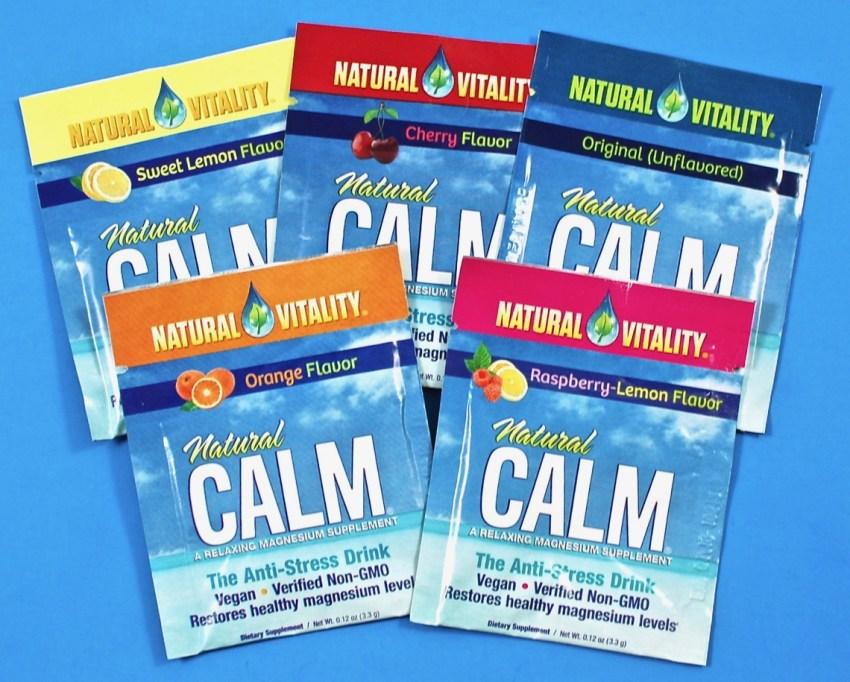 Calm natural vitality