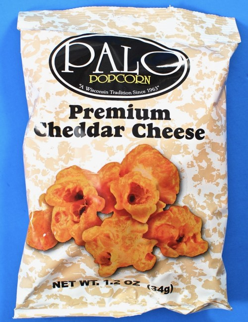 Palo cheese popcorn
