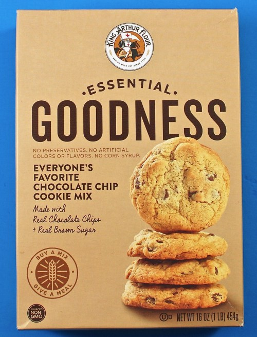King Arthur Flour cookie mix
