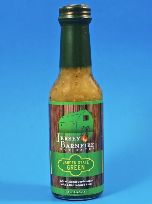 Jersey Barnfire green