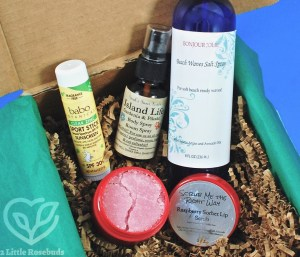 July 2017 Terra Bella Box review