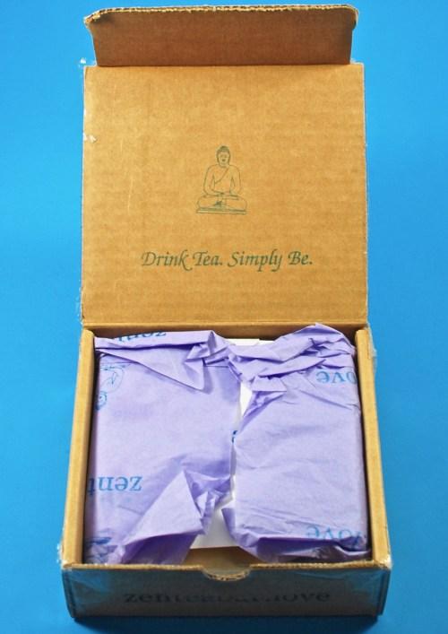 Zen Tea Bar box review