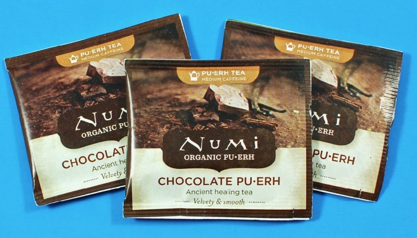 Numi chocolate tea