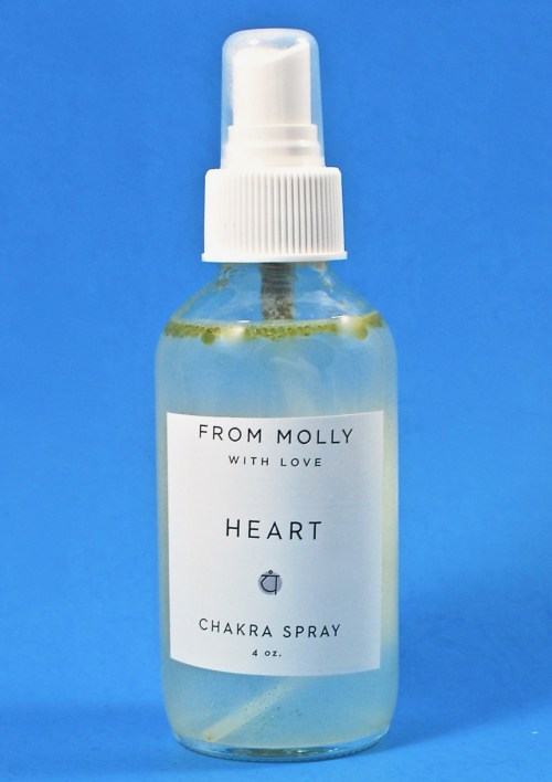 From Molly with Love chakra spray