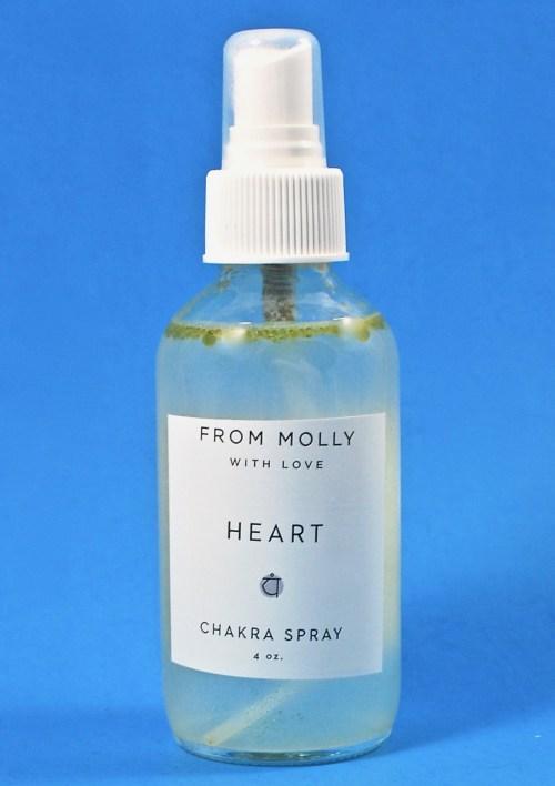 From Molly with Love chakra spray