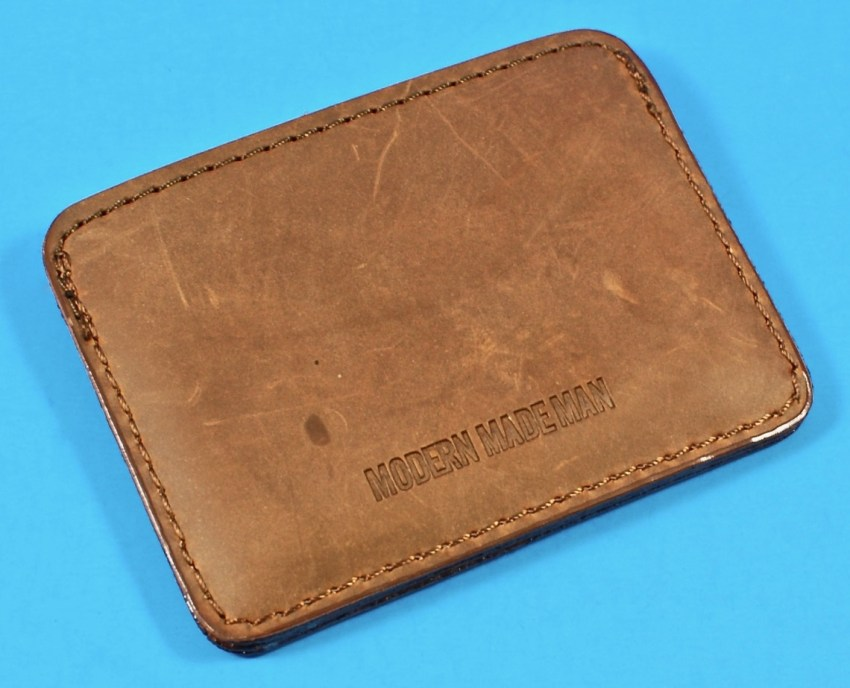 Modern Made Man wallet
