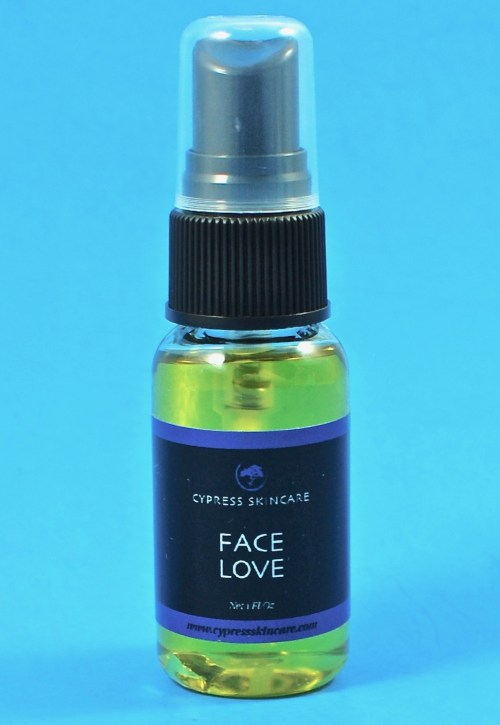 Cypress Skincare Face Love