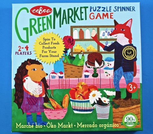 Green Market Game