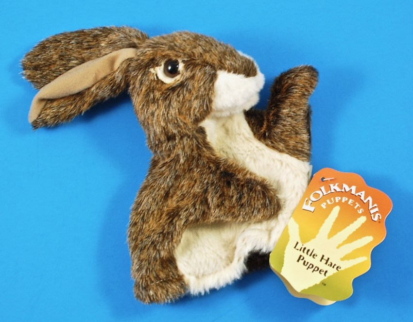 Folkmanis Little Hare Puppet