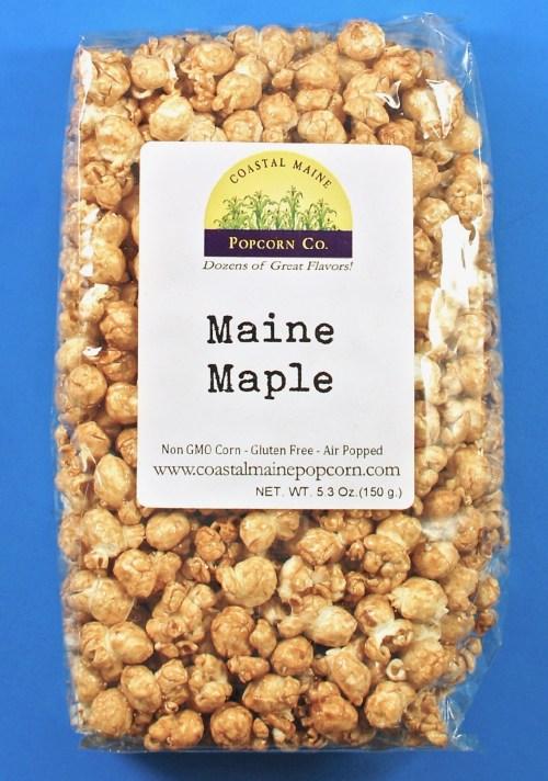 Maine Maple Popcorn