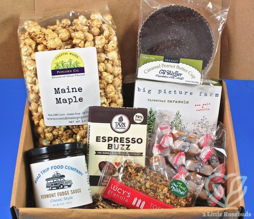 "New England's Finest ""Sweets & Treats"" Subscription Box Review"