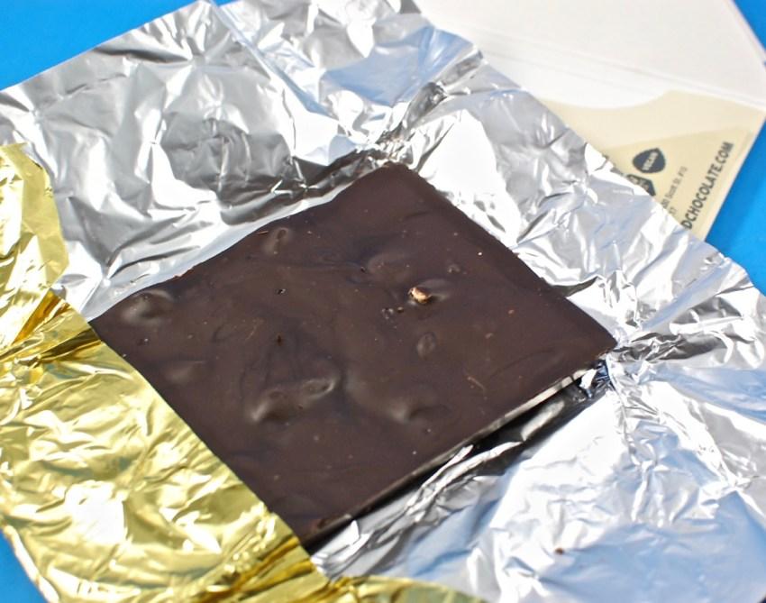 The Good Chocolate bar vegan