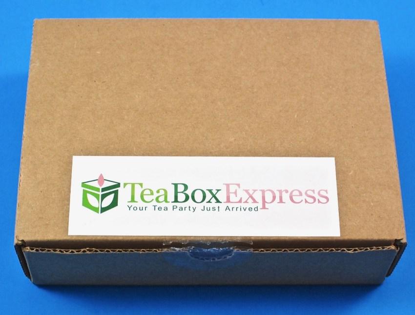 Tea Box Express box