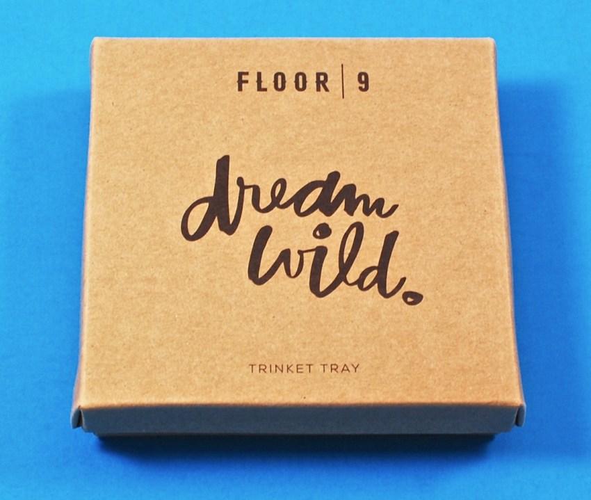 Floor 9 trinket tray