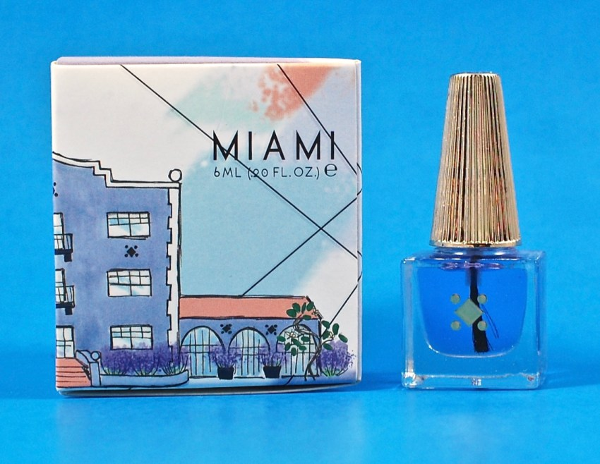 Miami Deco cuticle oil