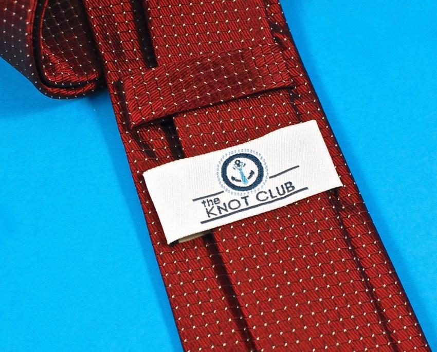 red matrix tie