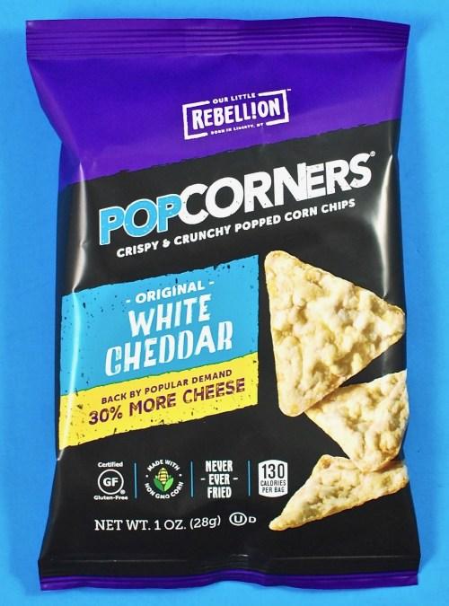 popcorners white cheddar