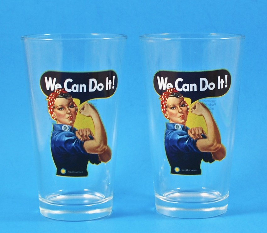 rosie the riveter glasses