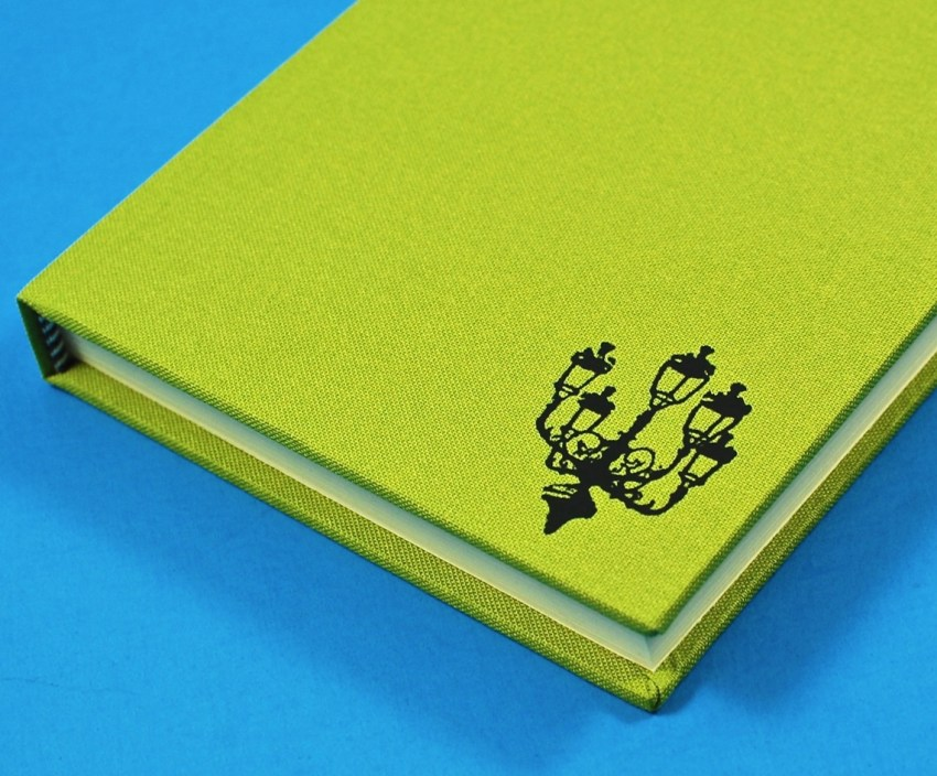 Duffy Bookbinders notebook