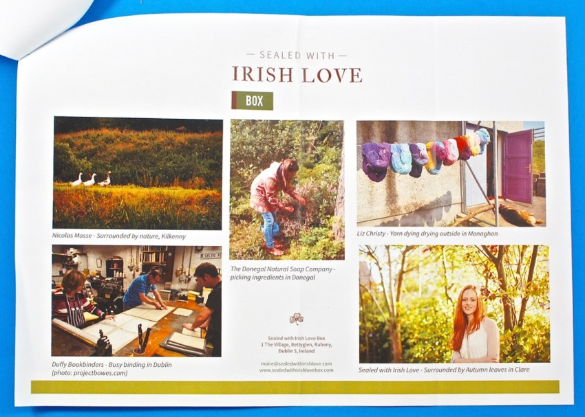Sealed With Irish Love coupon