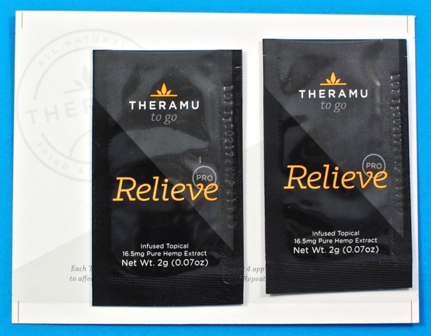 Theramu relieve