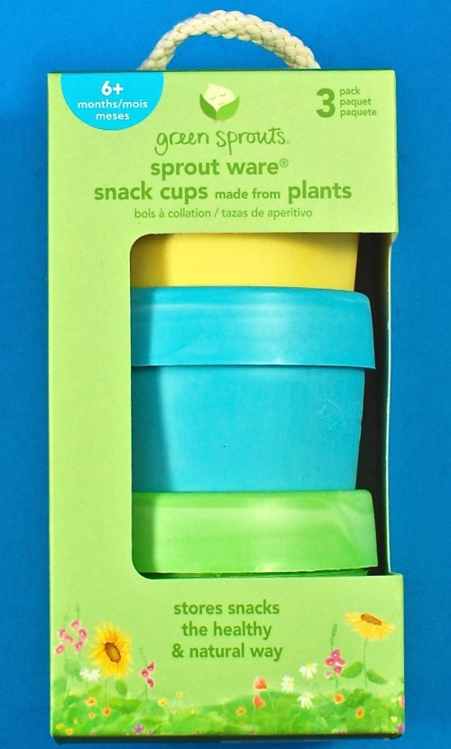 green sprouts snack cups