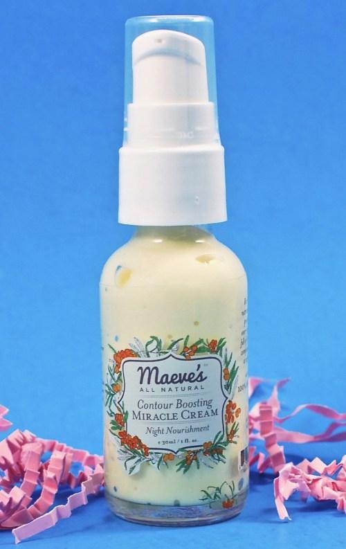 Maeve's miracle cream