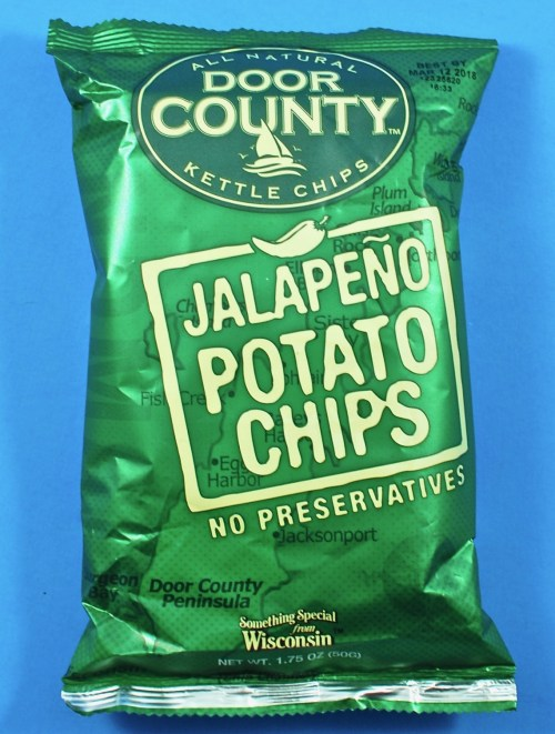 Door County chips