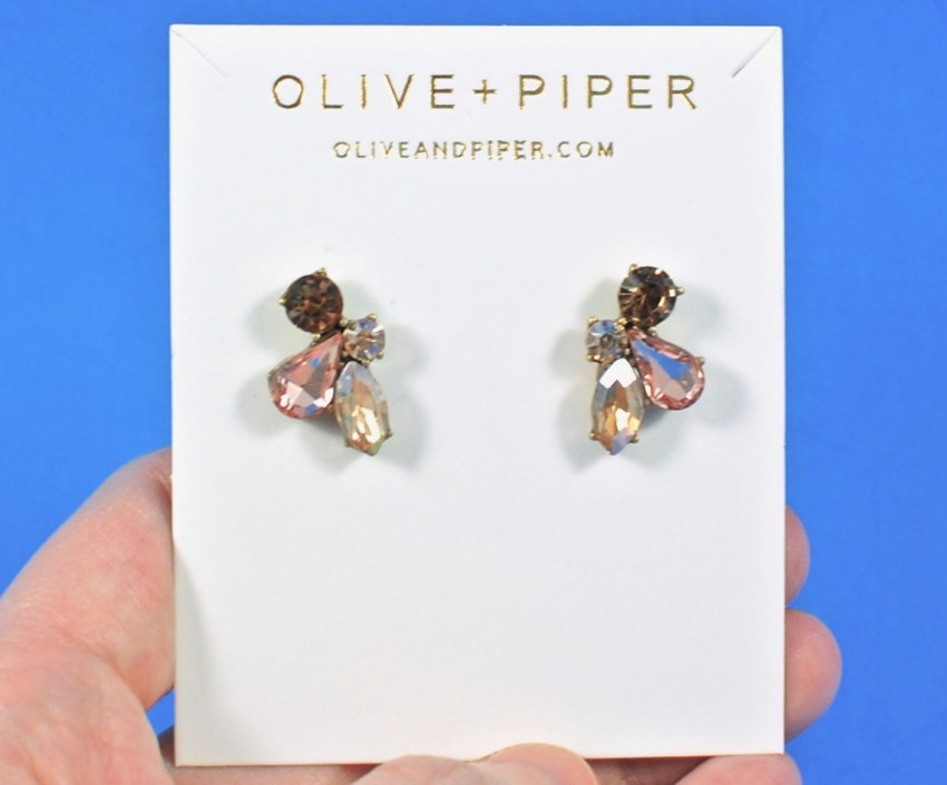 Olive + Piper earrings