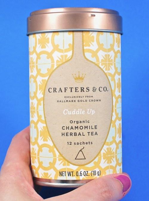 organic tea hallmark