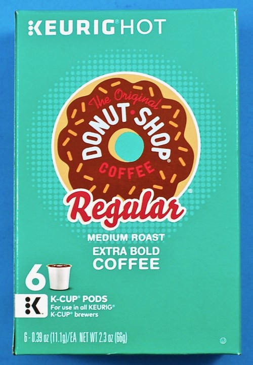 Donut Shop k-cups
